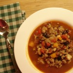 Turkey Chili form acrumptiouslife.com