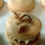macaron with lid
