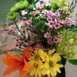 april 2011 flowers