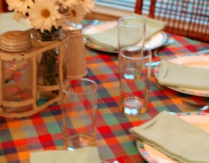 Dinner Party Menu from ascrumptiouslife.com