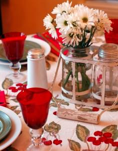 June 2011 table setting