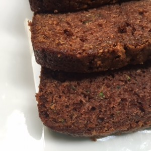 Chocolate Zucchini Bread from ascrumptiouslife.com