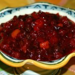 Cranberry Apricot Relish from ascrumptiouslife.com