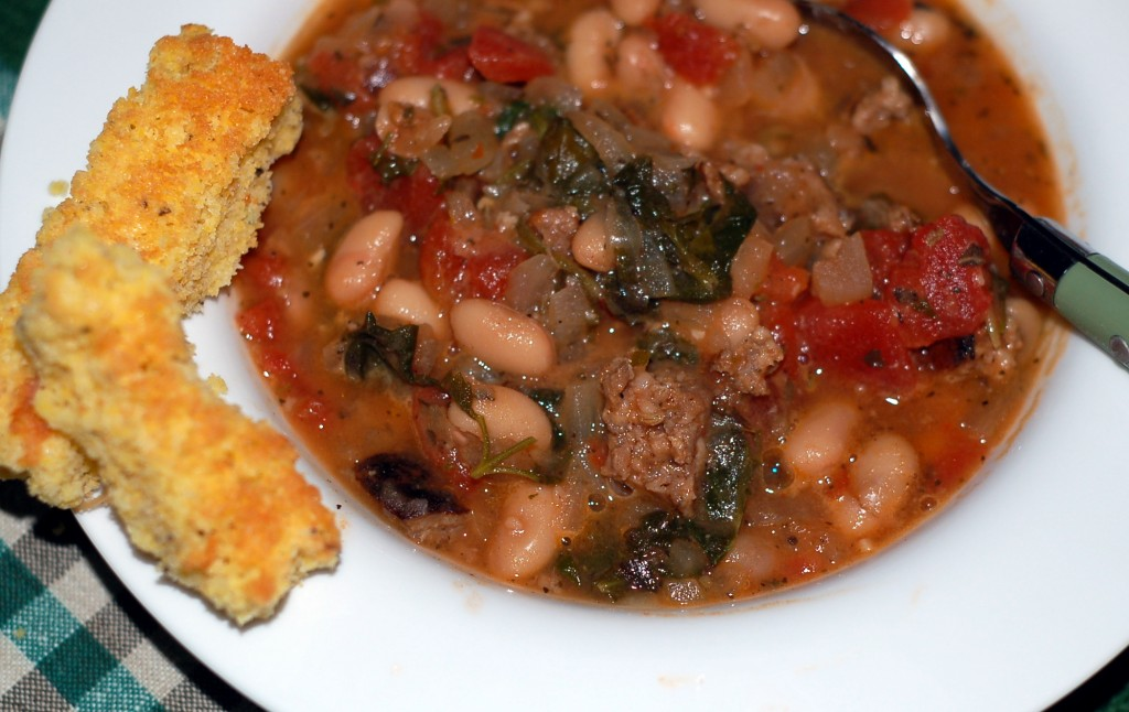 Hearty Italian Soup 2