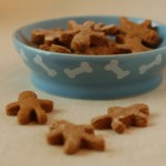 Gingerbread Dog Cookies