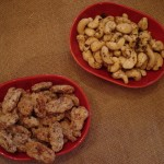 Sweet and Savory Nuts