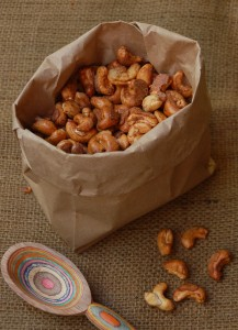 Lime Chile Cashews