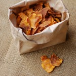 Sweet Potato Chips from ascrumptiouslife.com
