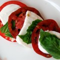 Caprese Salad - from ascrumptiouslife.com