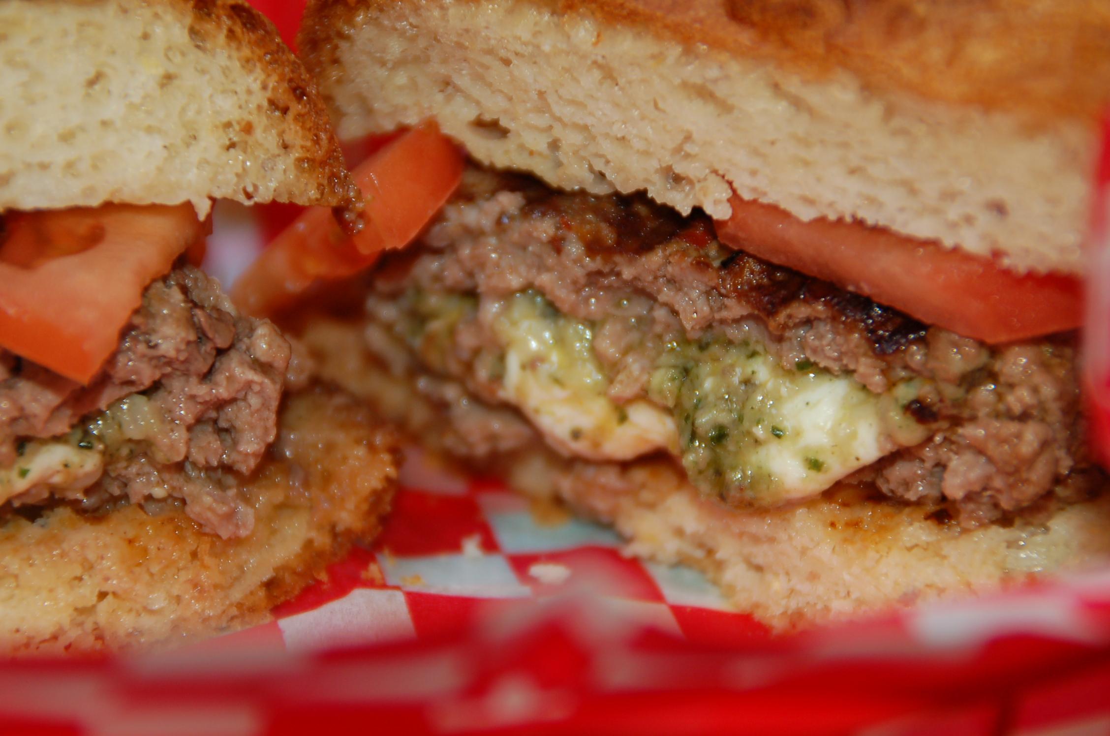 Рецепт фарша для гамбургера в домашних условиях