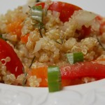 Quinoa and Veggie Salad