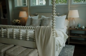 Southern Living  Master Bedroom