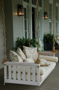 Southern Living Porch Bed