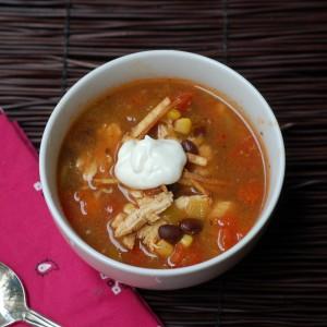 Soup Chicken Tortilla
