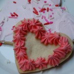 Sugar Cookies - great for Valentines or any time - from ascrumptiouslife.com
