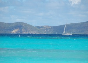 Water Trunk Bay