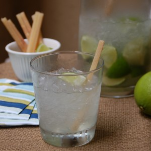 The Caipirinha - Brazilian Cocktil from ascrumptiouslife.com