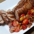 "Pork Tenderloin with ""Not Ketchup"" marinade from ascrumptiouslife.com"