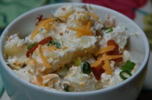 Potato Salad from ascrumptiouslife.com