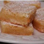 Lemon Bars from ascrumptiouslife.com