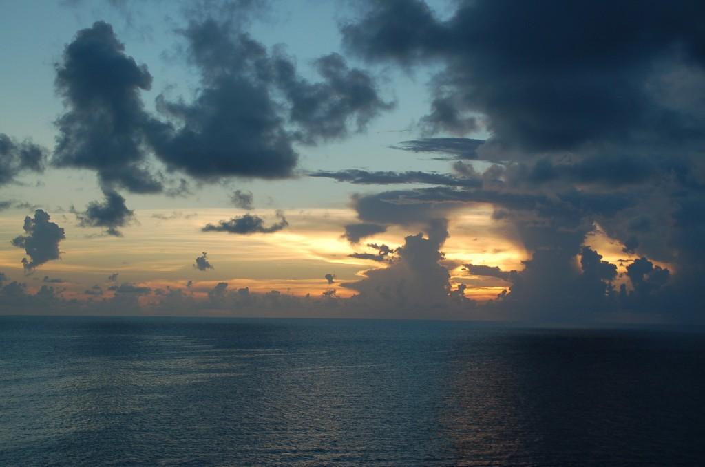 Caribbean Sunset from ascrumptiouslife.com