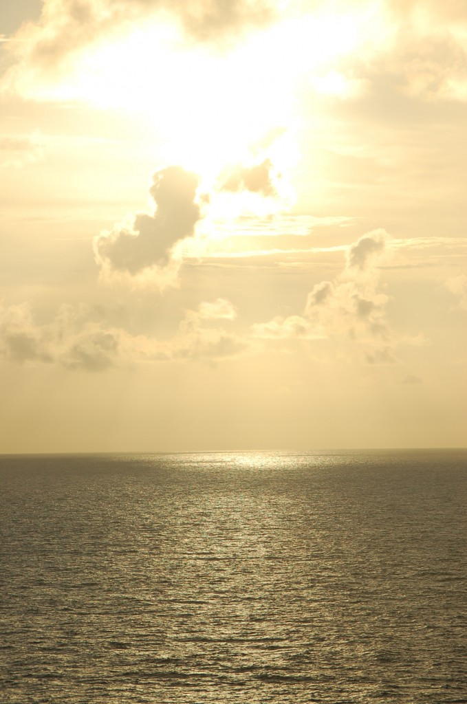 Caribbean Sunrise from ascrumptiouslife.com