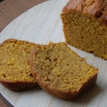 Spicy Pumpkin Bread - tastes like my coffeehouse favorite- from ascrumptiouslife.com