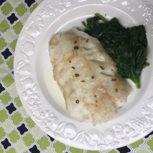 Giner Steamed Fish from ascrumptiouslife.com