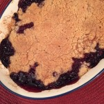 Cherry Crisp from ascrumptiouslife.com