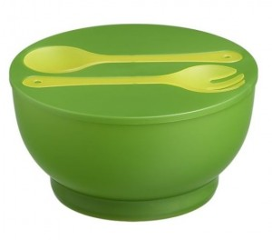 Crate and Barrel Chill Salad Set from ascrumptiouslife.com