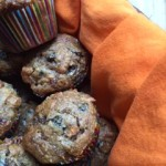 Gluten Free Morning Glory Muffins from ascrumptiouslife,com