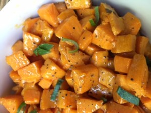 Sweet Potato Salad from ascrumptiouslife,com