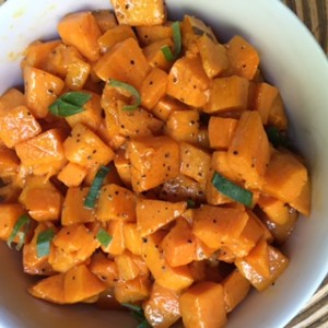 Sweet Potato Salad from ascrumptiouslife.com
