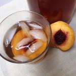 Peach Tea from ascrumptiouslife.com